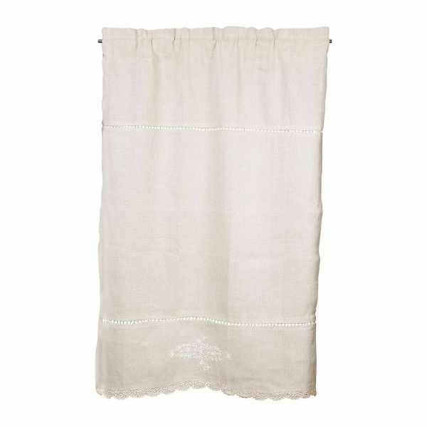 , COMPTOIR DE FAMILLE,  WINDBREAK AIMEE NATURAL 60X90CM COTTON+LINEN, АРТИКУЛ 146770