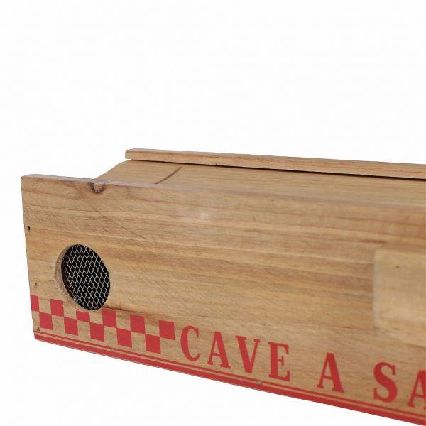 Нож для салями в коробке,  8 х 7х31 см., Comptoir de Famille, 155540