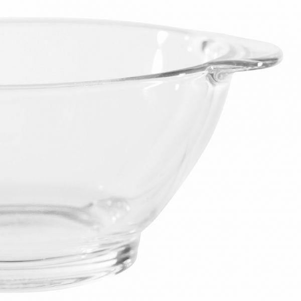 ПИАЛА ДЛЯ ХЛОПЬЕВ, COMPTOIR DE FAMILLE,  CEREAL BOWL WITH HANDLES 45CL GLASS, АРТИКУЛ 200569