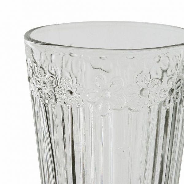 БОКАЛ ДЛЯ ВИНА, COMPTOIR DE FAMILLE,  WINE GLASS FLEURICE 18CL-D7.5XH14CM GLASS, АРТИКУЛ 200610