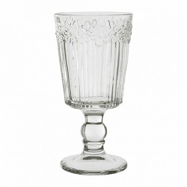БОКАЛ ДЛЯ ВОДЫ, COMPTOIR DE FAMILLE,  WATER GLASS FLEURICE 27CL-D8.5XH17CM GLASS, АРТИКУЛ 200611