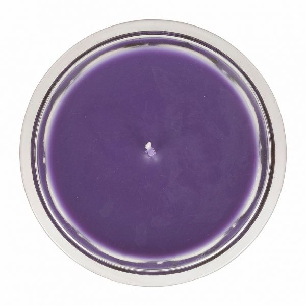 СВЕЧА, COMPTOIR DE FAMILLE,  CANDLE BLUEBERRY GOURMAND D12X8 PARAFFIN WAX+GLASS, АРТИКУЛ 200666