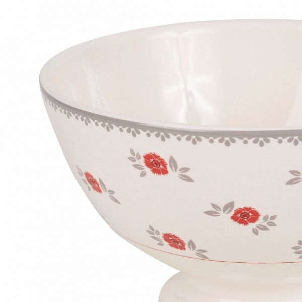 ПИАЛА, COMPTOIR DE FAMILLE,  BOWL FLOWERS COLLECTION 75CL EARTHENWARE, АРТИКУЛ 200822