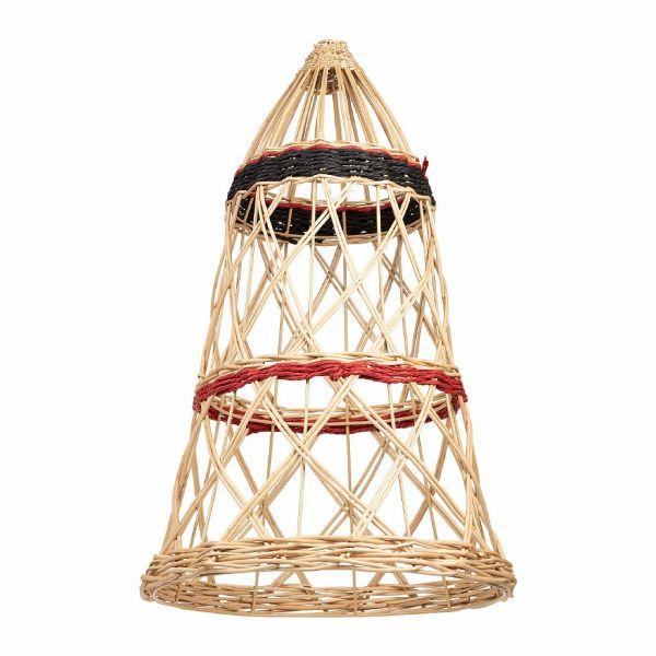 ПОДВЕСНАЯ ЛАМПА, COMPTOIR DE FAMILLE,  NOT ELECTRIFIED CEILING LAMP CAMPAGN D40X65 WILLOW, АРТИКУЛ 200833