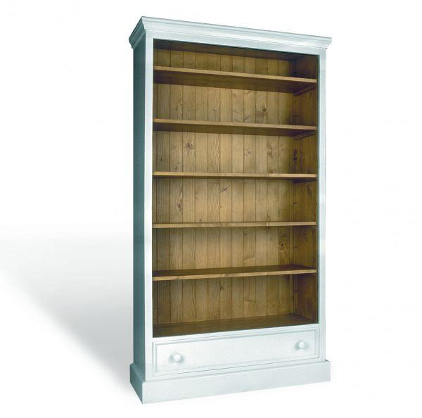 Книжный шкаф Hortensia 01 GR0210 Mebel Provence