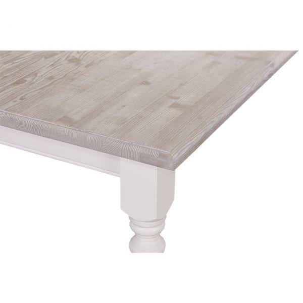 СТОЛ ОБЕДЕНЫЙ 160*90*78 СМ.,  Basic dining table turned legs, 160x90 АРТ.GR623-160